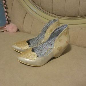 Untainted Love heart heels